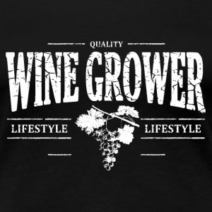 Wine Grower T-Shirts - Women's Premium T-Shirt