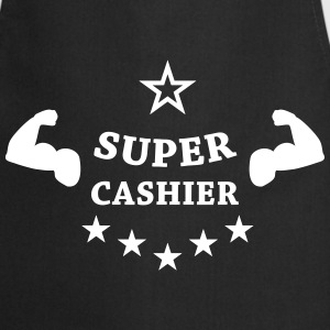 Super Cashier  Aprons - Cooking Apron