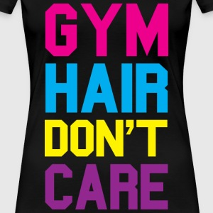 Gym T-Shirts - Frauen Premium T-Shirt