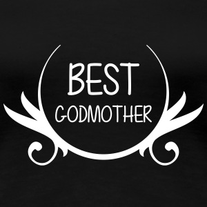 Best Godmother Camisetas - Camiseta premium mujer