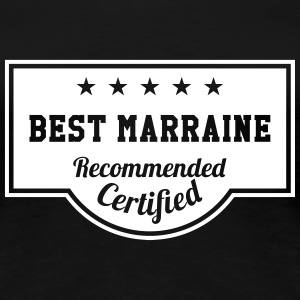 Best Marraine T-Shirts - Women's Premium T-Shirt