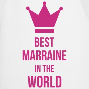 Best Marraine in the world !  Aprons - Cooking Apron