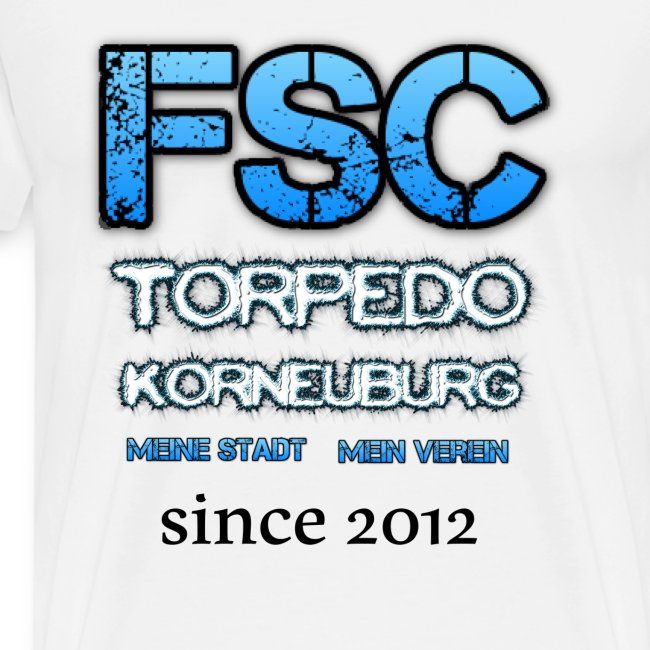 FSC Torpedo Premium T-Shirt