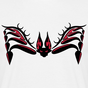 bat abstract T-Shirts - Men's T-Shirt