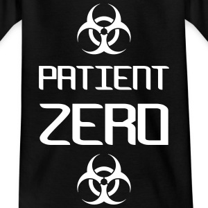 Patient Zero Shirts - Kids' T-Shirt