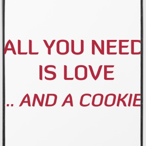 All You Need Is Love ... And A Cookie Mobil- & tablet-covers - iPhone 4/4s Hard Case