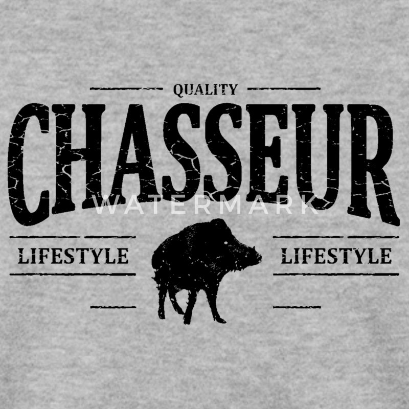 Chasseur Sweat-shirts - Sweat-shirt Homme