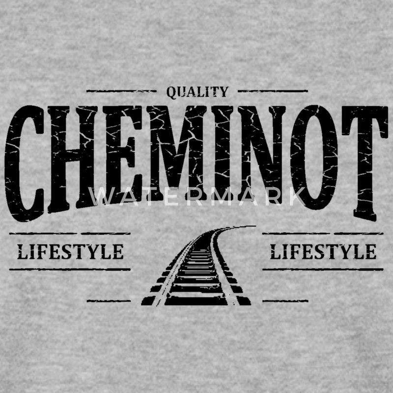 Cheminot Sweat-shirts - Sweat-shirt Homme