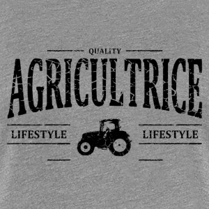 Agricultrice Tee shirts - T-shirt Premium Femme