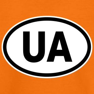 UA Ukraine T-Shirts - Teenager Premium T-Shirt
