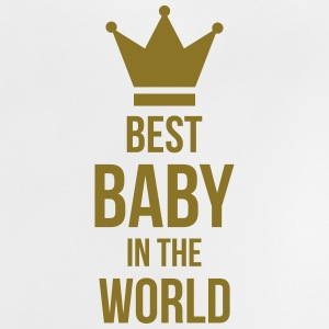 Best Baby in the World Shirts - Baby T-shirt