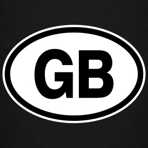 GB Großbritanien T-Shirts - Teenager Premium T-Shirt