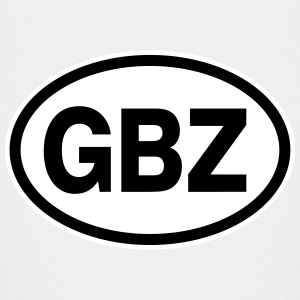 GBZ Gibraltar Shirts - Teenage Premium T-Shirt