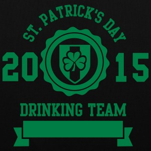 St. Patrick's day drinking Team 2015 Sacs et sacs à dos - Tote Bag