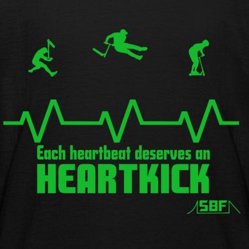 heartbeat trottinette