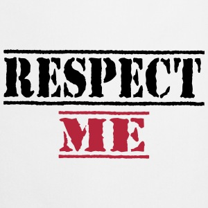 Respect me 111  Aprons - Cooking Apron