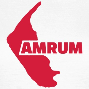 Amrum T-Shirts - Frauen T-Shirt