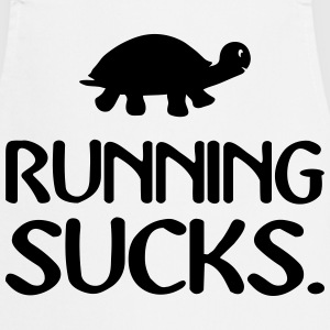 Running Sucks Fitness No Sports Runner Turtle  Aprons - Cooking Apron