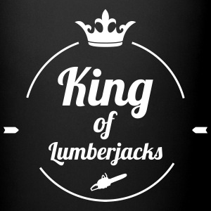 King of Lumberjacks Tazze & Accessori - Tazza monocolore