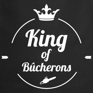 King of Bûcherons Tabliers - Tablier de cuisine