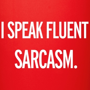 Sarcasm Mugs & Drinkware - Full Colour Mug