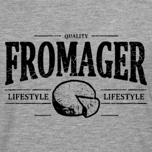 Fromager Manches longues - T-shirt manches longues Premium Homme