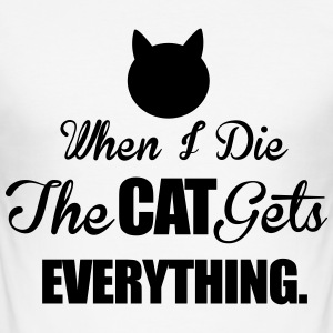 Cat T-shirts - slim fit T-shirt