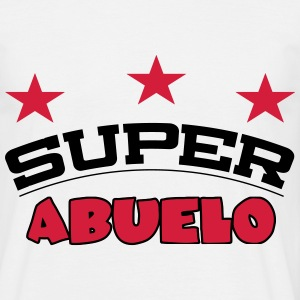 Super abuelo Tee shirts - T-shirt Homme