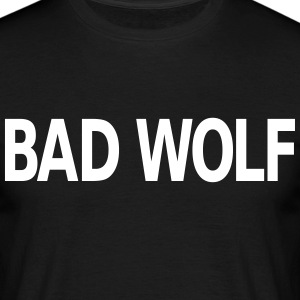 Bad Wolf T-shirts - Mannen T-shirt