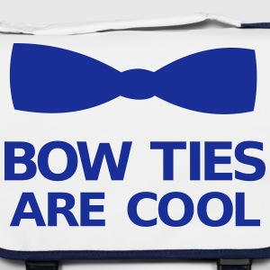 Bow Ties Are Cool Tassen & rugzakken - Schoudertas