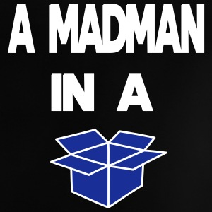 A Madman in a a blue box  Shirts - Baby T-Shirt