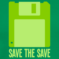 Design ~ Save The Save - Green Code