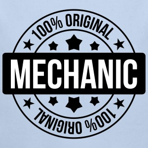 Mechanic ! Hoodies - Longlseeve Baby Bodysuit