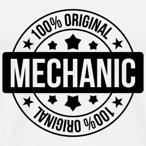 Mechanic ! T-Shirts - Men's Premium T-Shirt