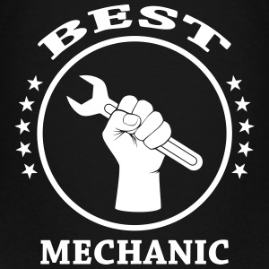 Best Mechanic T-shirts - Premium-T-shirt tonåring