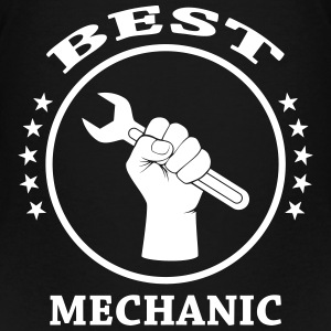 Best Mechanic Camisetas - Camiseta premium niño