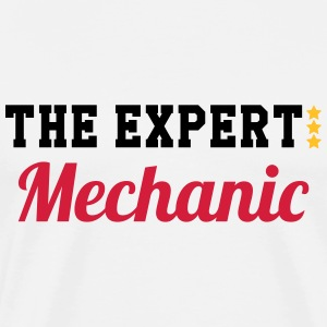 The Expert : Mechanic T-shirts - Premium-T-shirt herr