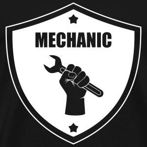 Best Mechanic T-shirts - Premium-T-shirt herr