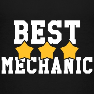 Best Mechanic Camisetas - Camiseta premium adolescente