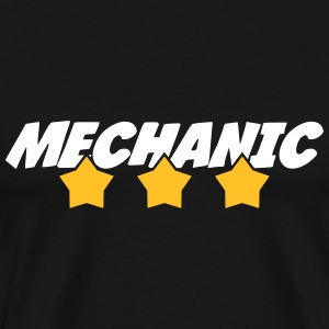 Mechanic T-Shirts - Men's Premium T-Shirt