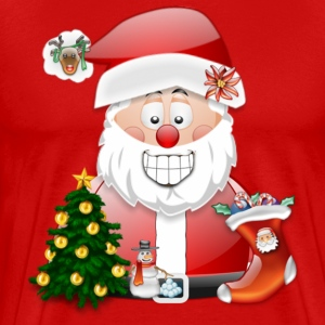 Father Christmas - Men's Premium T-Shirt
