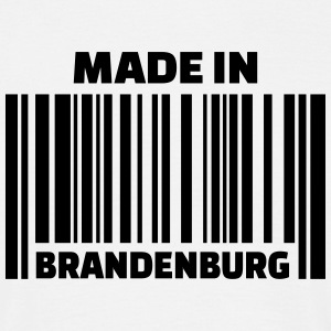 Made in Brandenburg T-Shirts - Männer T-Shirt