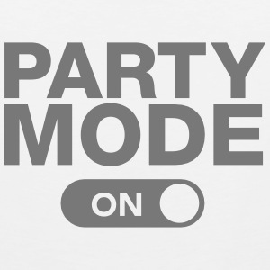 Party Mode (On) Tank Tops - Männer Premium Tank Top