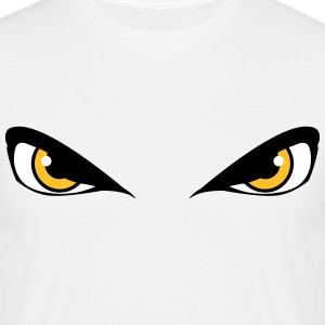 Dangereux mal yeux Tee shirts - T-shirt Homme
