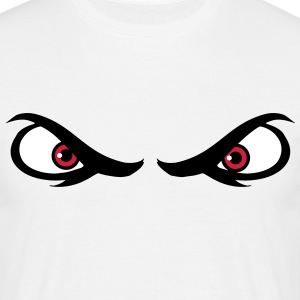 eyes dangerous T-Shirts - Men's T-Shirt