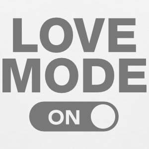 Love Mode (On) Tanktops - Mannen Premium tank top