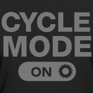 Cycle Mode (On) Magliette - T-shirt ecologica da donna