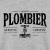 Plombier Sweat-shirts - Sweat-shirt Homme