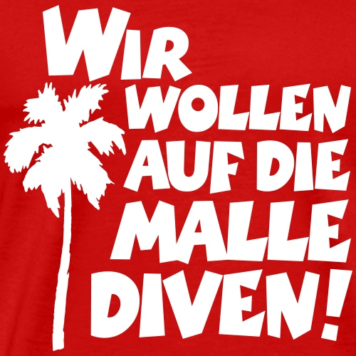 We want to Malle divas!