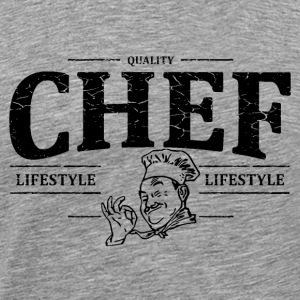 Chef T-Shirts - Men's Premium T-Shirt
